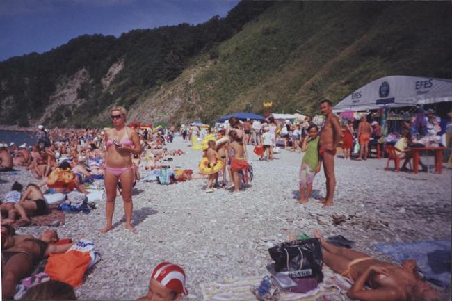 Дикий пляж в сочи фото 15