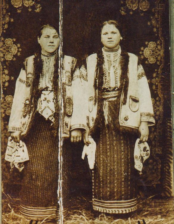 Украинский национальный костюм - фото.