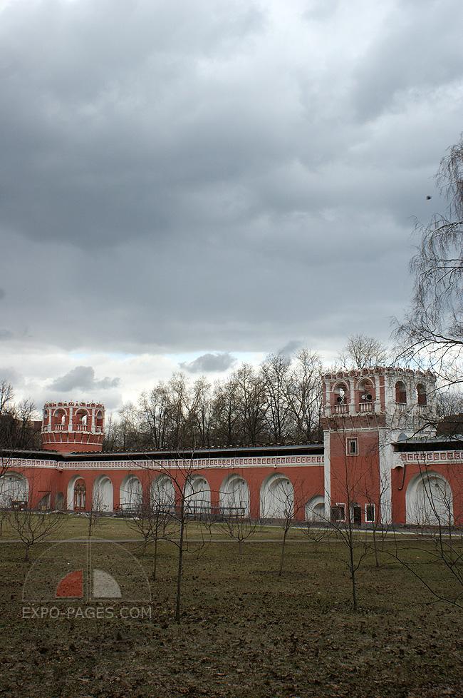 Донской монастырь - адрес.